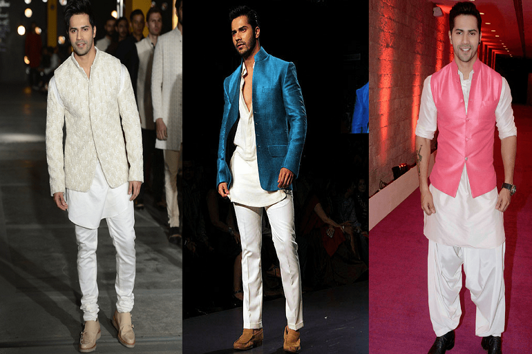 10 Kurtas For A Complete Wedding Collection