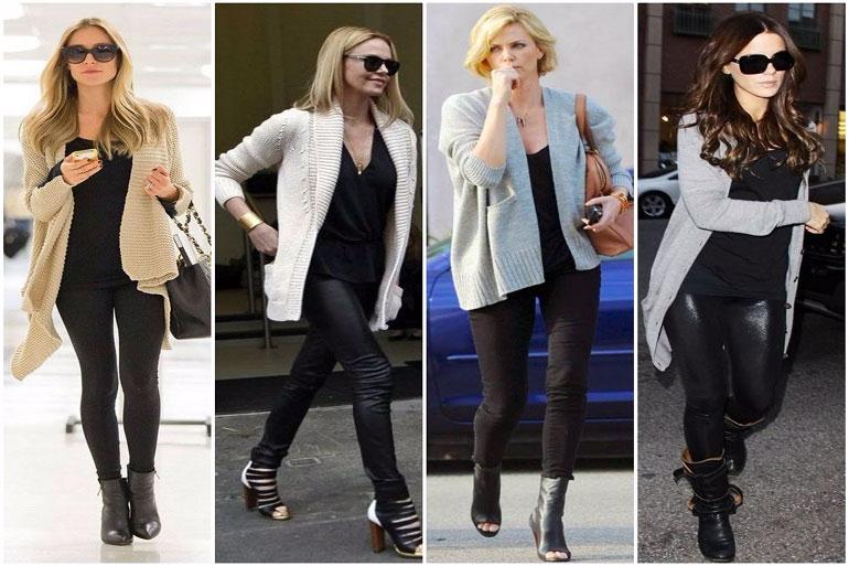how to wear cardigans as outwear jacket