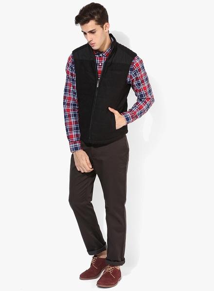 Zipped Waistcoat