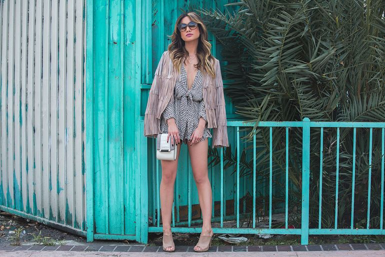 10 Different Styles to Wear Rompers