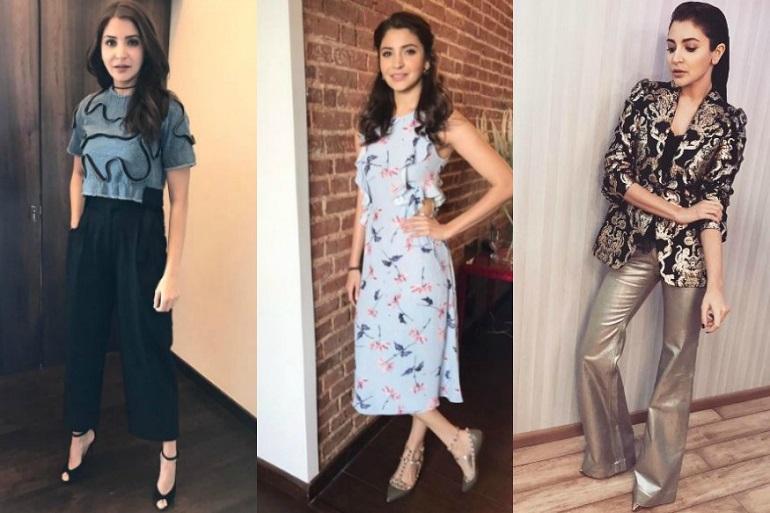 10 Anushka Sharma Looks That We Totally Wish To Steal