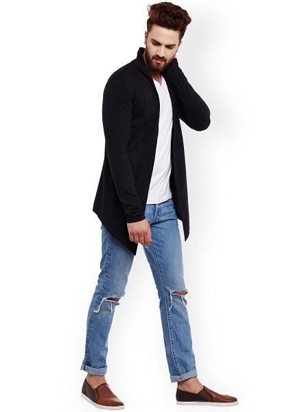 Front Open Cotton Jacket