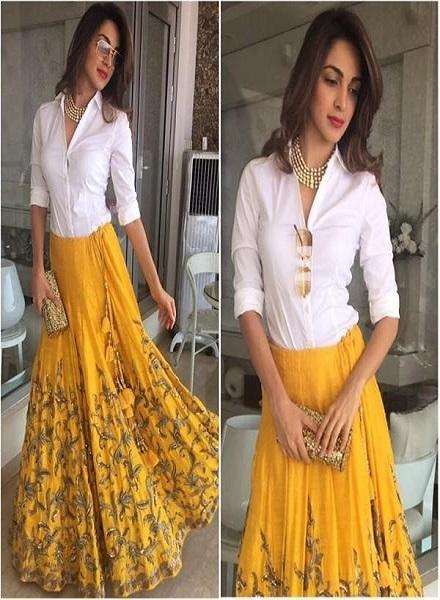 long skirt Kiara