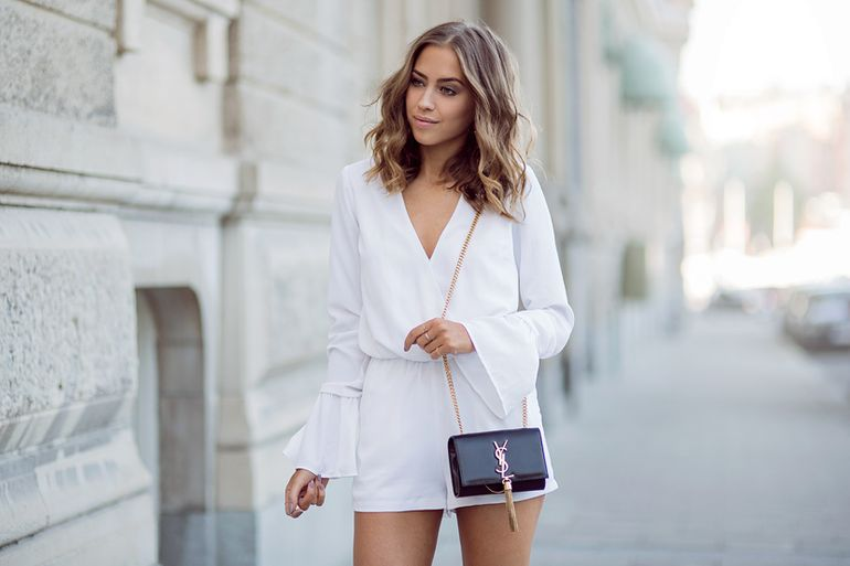 10 Ways To Rock A Playsuit This Summer