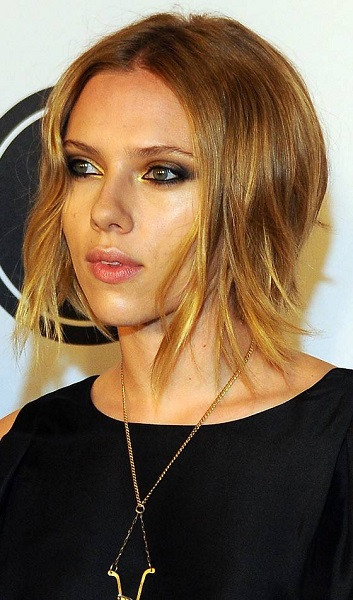 Jagged Bob Hairstyle For Women