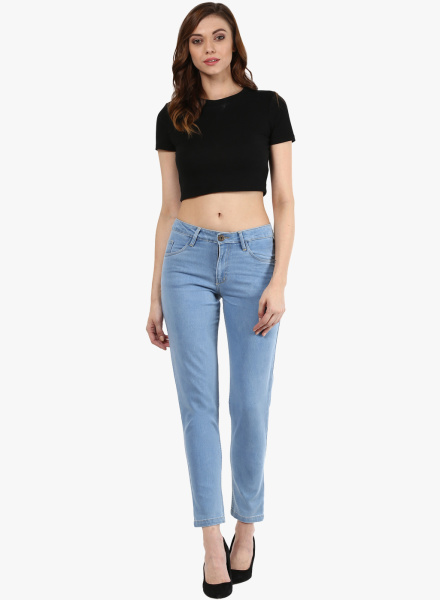 Jean Style Trousers