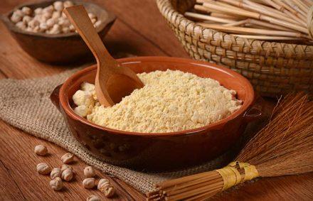 Use Oatmeal Powder
