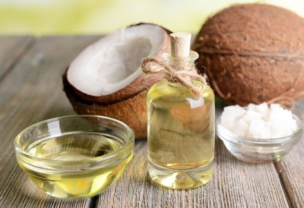 Coconut Oil Cleansing