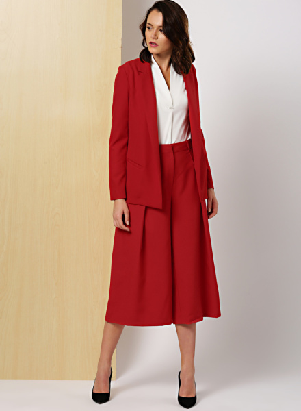 Culotte Style Trousers
