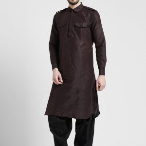 Pathani Mens Kurta Pajama