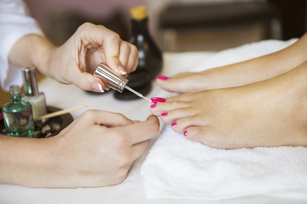 Shape And Polish Your Nails