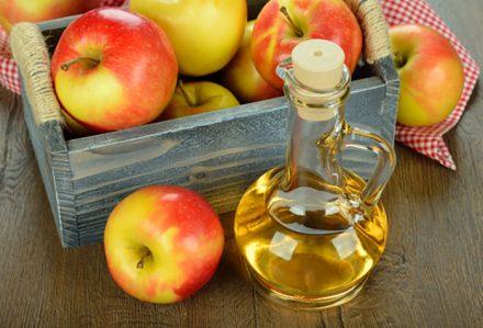 Use Apple Cider Vinegar
