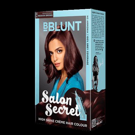 BBlunt Salon Secret High Shine Crème Hair Color