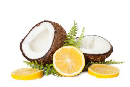 Use Coconut Oil And Lemon Juice