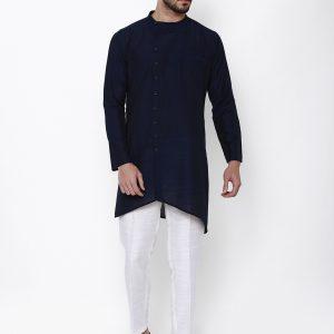Cotton Kurta Pajama Look
