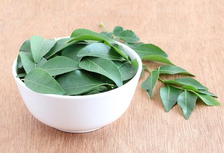 Use Curry Leaves