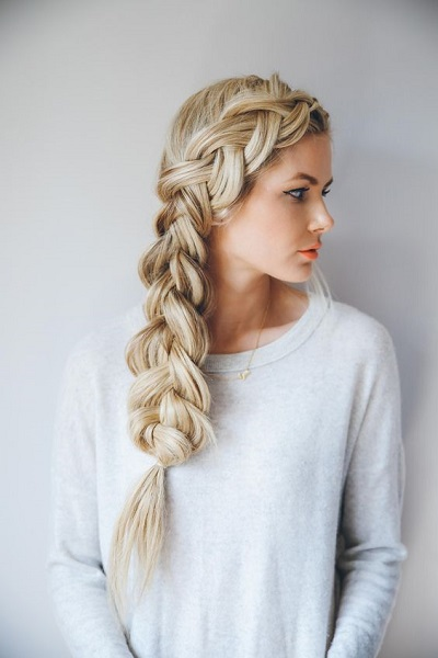 PlaitHairstyle For Women