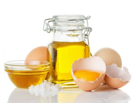 Use Egg And Olive Oil