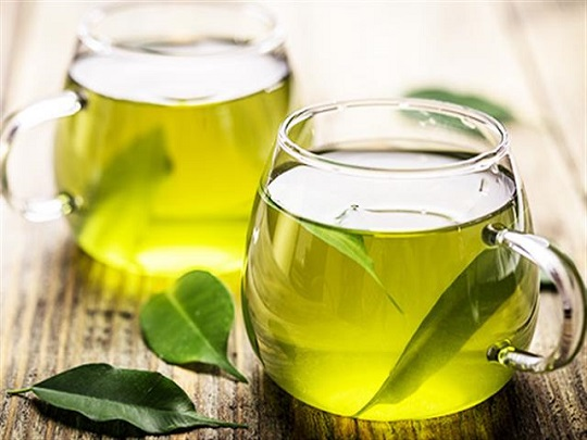 Green Tea and Brown Sugar Mask