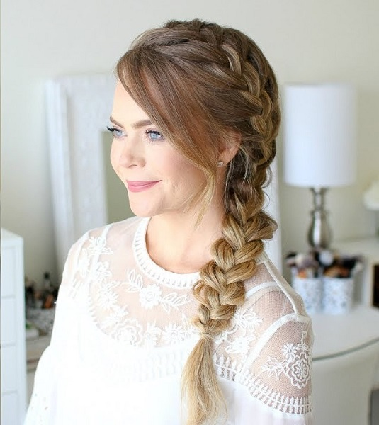 French BraidHairstyle For Women