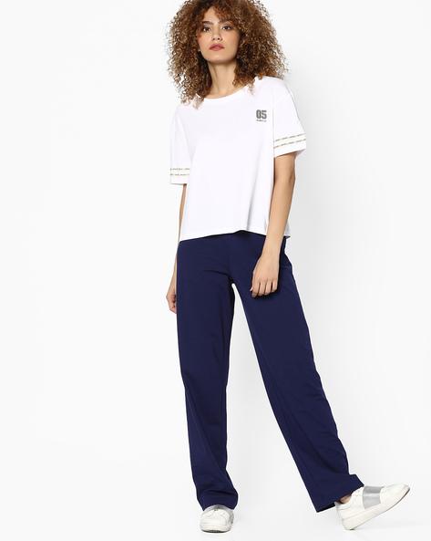 Pyjama Style Trousers