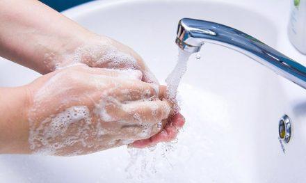 Use Antibacterial Soap