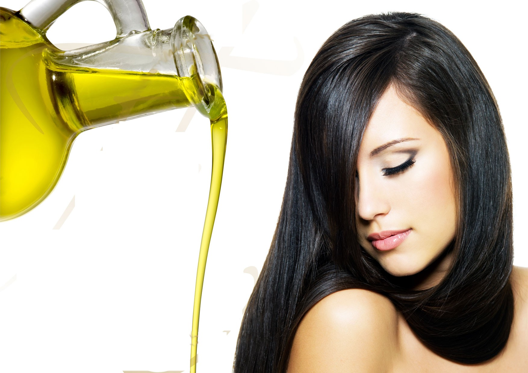 oil as a leave in conditioner