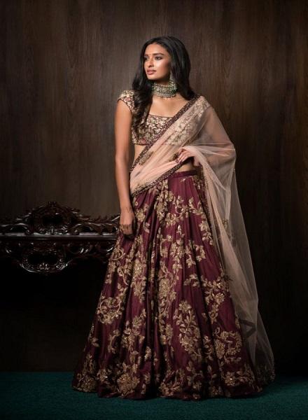 Drape it Like A Saree Pallu