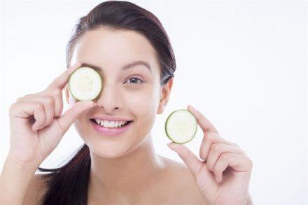 Use Cucumber And Lemon