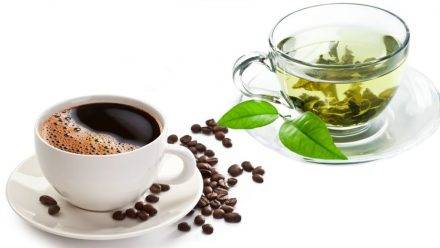 Use Rosewater, Green Tea And Coffee