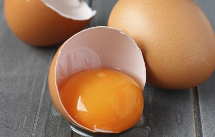 Use Egg Yolk