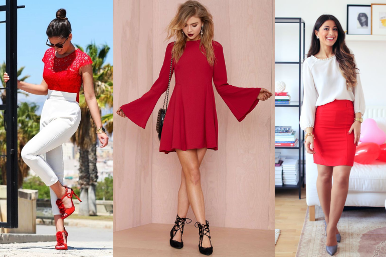 15 Casual Outfit Ideas For Valentine's Day