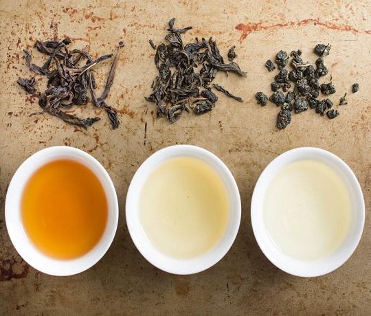 Green Tea Leaves, Brown Sugar & Milk Cream