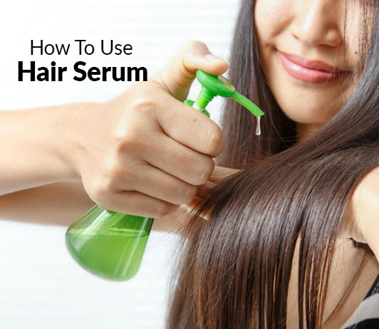 How-To-Use-Hair-Serum