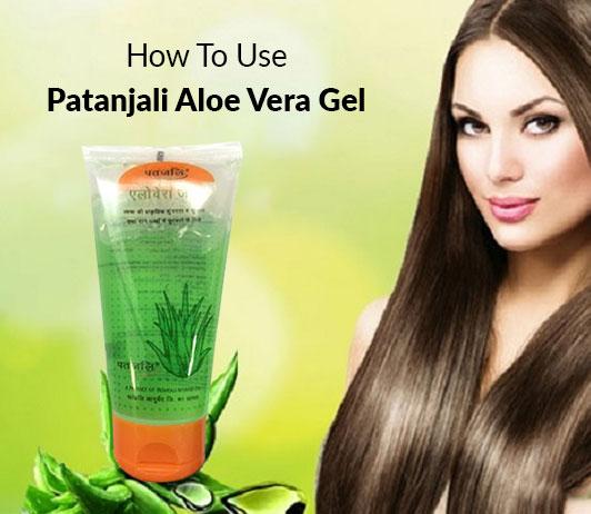 How-To-Use-Patanjali-Aloe-Vera-Gel-