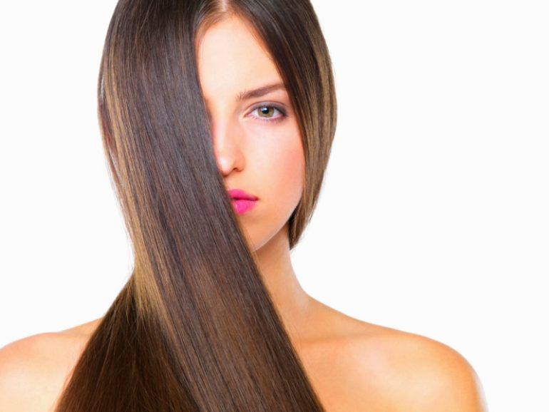 How To Straighten Hair Naturally At Home