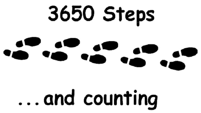 Mind Your Daily Step Count