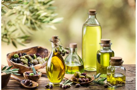 Olive Oil Treatment