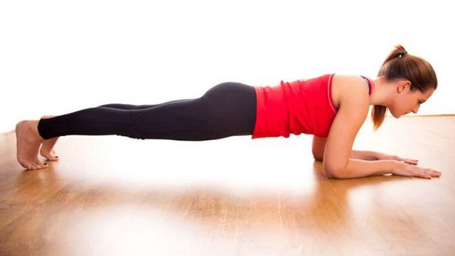 Planks For Strengthening Abdominal Muscles