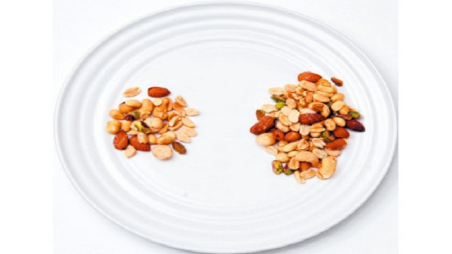 Regulate the Portion Size