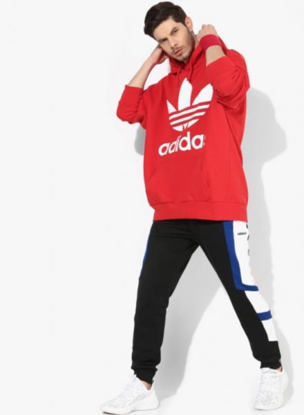 Color Pop Adidas Sweatshirt