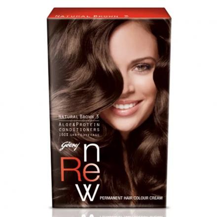 Godrej Renew Crème Hair Color