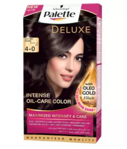 Schwarzkopf Palette Deluxe Intense Oil Care Color