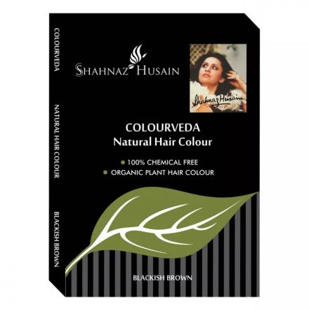Shahnaz Husain Colourveda Natural Hair Color