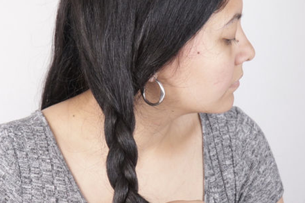 Natural Waves With Braiding