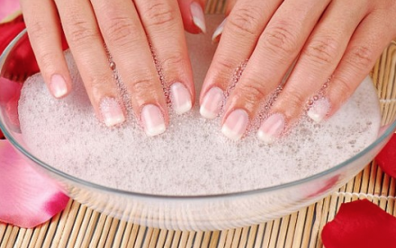 Soak Your Nails