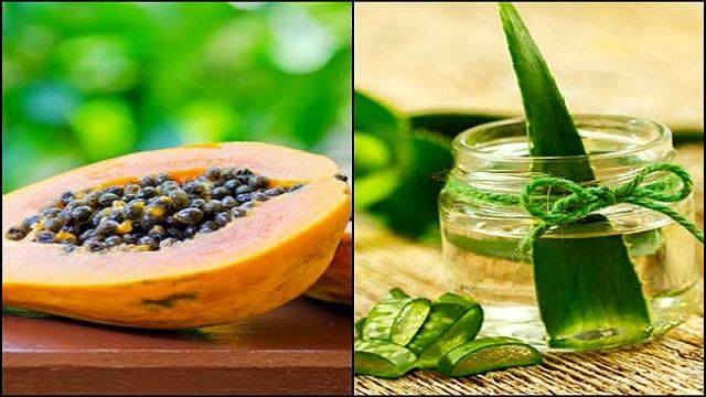 Papaya & Aloe Vera