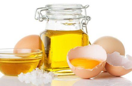 To Enhance Hair Growth - Whole Egg And Castor Oil