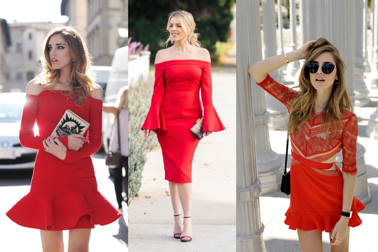 Red Hot Dresses Perfect for Valentine's Day