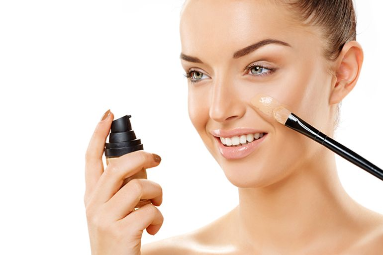 How To Apply Foundation Perfectly